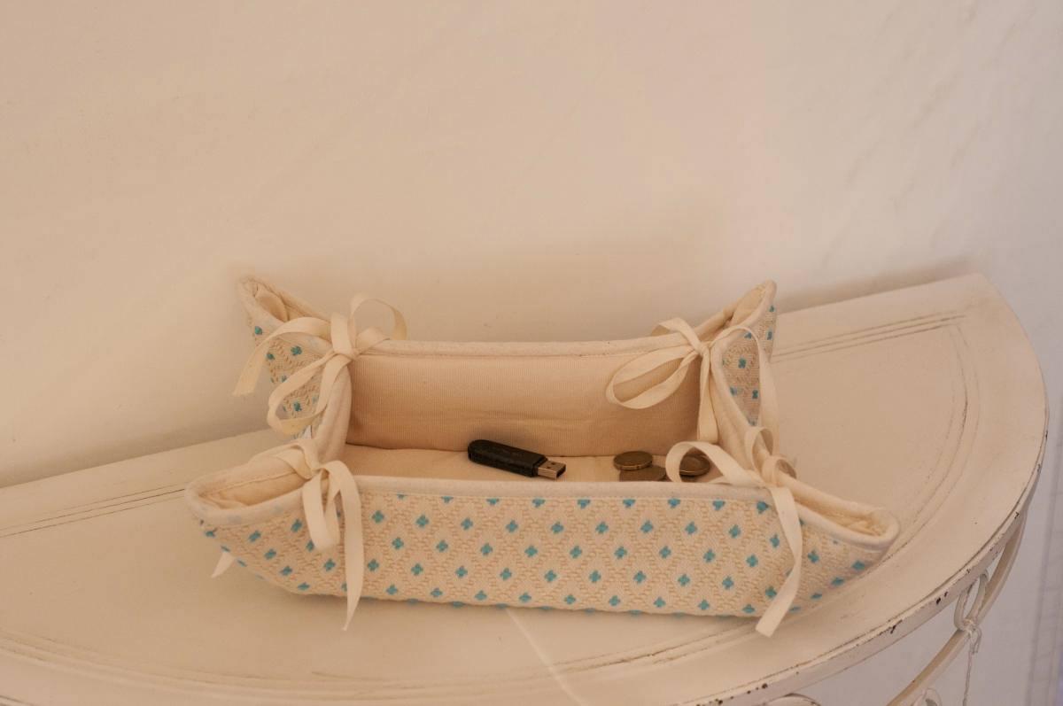 disegno lampadari Tessuto : Home ? Prodotti ? Art-3 svuota tasche cotone e misto lino rombetti ...
