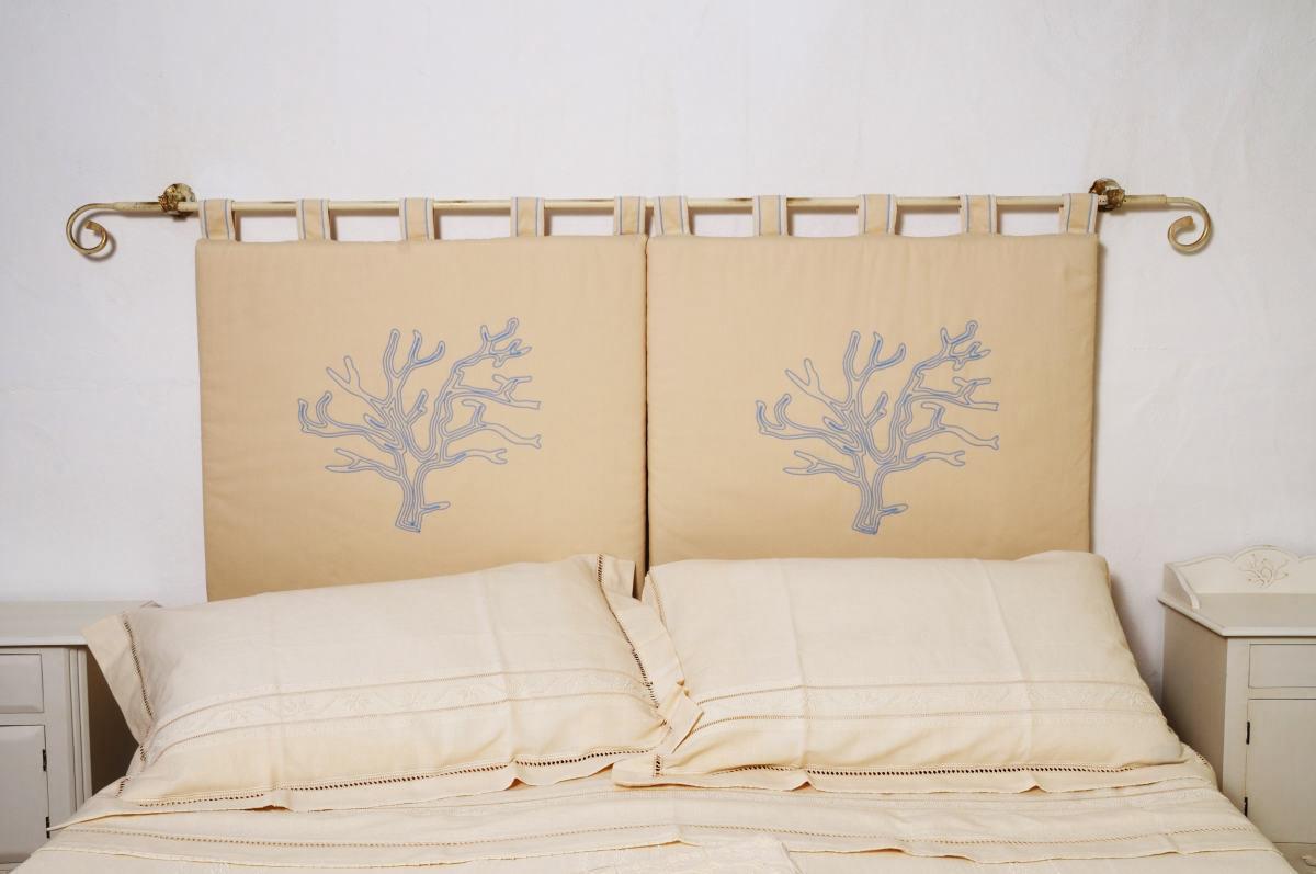 Testata per letto artigianato sardo anna segreto - Testata per letto ...