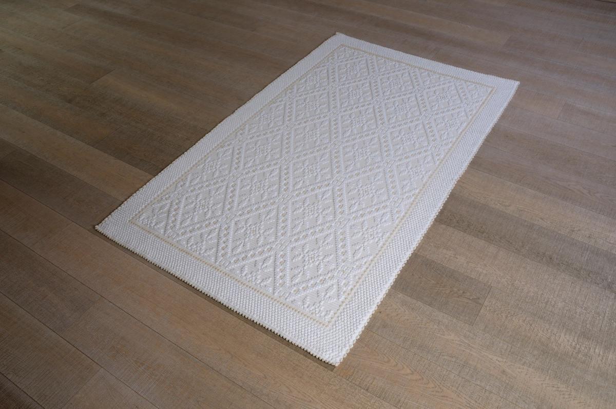 disegno lampadari Tessuto : ... ? Prodotti ? Art-51 tappeto cotone tessuto a rilievo is arrampusu