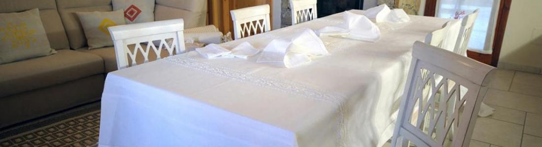 Classical tablecloths