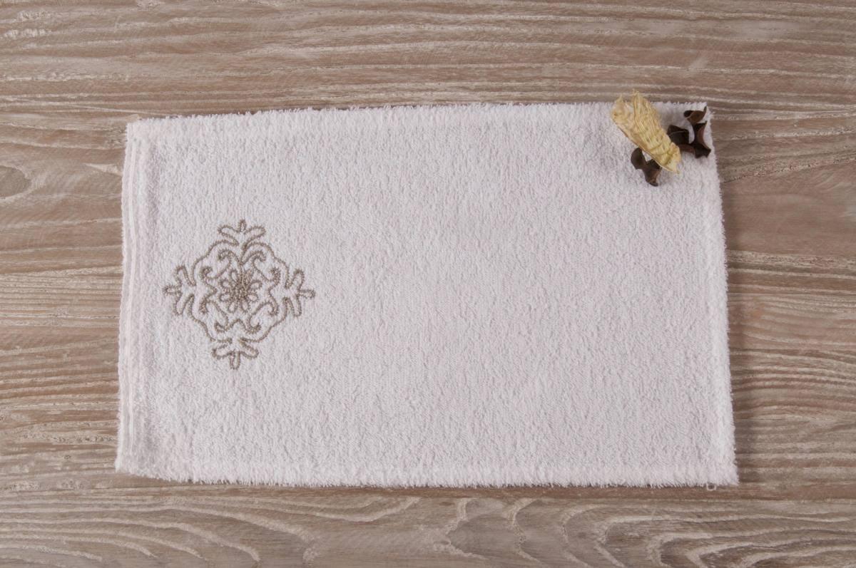 Art-10 lavetta in spugna bianco con disegno pistoccu tortora